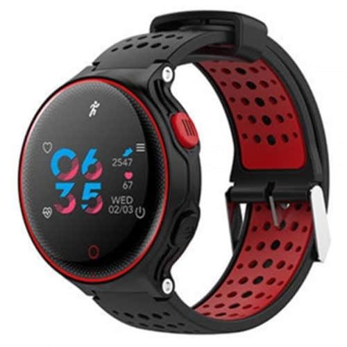Αδιάβροχο ρολόι κινητό Fitness με λειτουργίες για την υγεία, τον αθλητισμό και κάμερα SW AX2S SMART WATCH