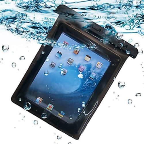 """Αδιάβροχη θήκη IPX8 για λήψη φωτογραφιών κάτω από το νερό έως 10m για ipad και tablet έως 12"""" KSIX BXFUT12W01"""