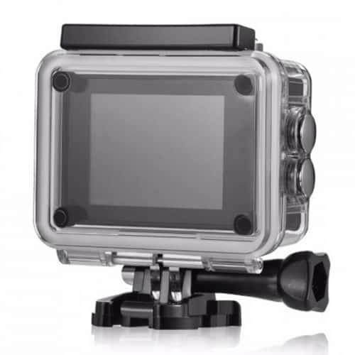 Πανίσχυρη HD 4K Action Camera με αισθητήρα CMOS, οθόνη 2,0 ιντσών, είναι εξοπλισμένη με WiFi SENSO 4K AT-30S