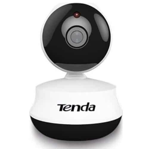 Ασύρματη κάμερα IP με ενσωματομένο μικρόφωνο και ηχείο με νυχτερινή λήψη έως 10 μέτρα και φακό 720p HD TENDA IP CAMERA