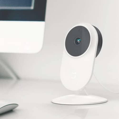 Ασύρματη Διαδικτυακή Κάμερα Υψηλής Ανάλυσης 1080P WiFi IP Camera με ευρυγώνιο φακό 130° ORIGINAL XIAOMI