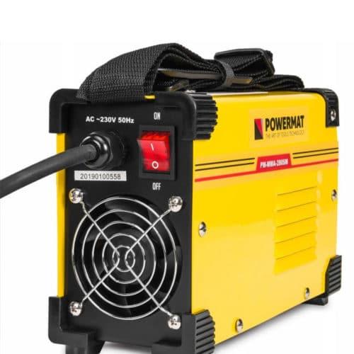 Ηλεκτροκόλληση Inverter 280A 230V IGBT, Powermat PM-MMA-280SM