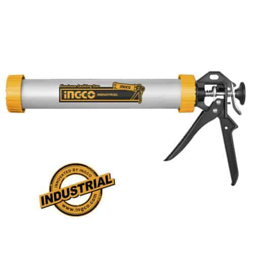 """Πιστόλι Αλουμινίου Επαγγελματικό 12"""" HCG0112 INGCO"""