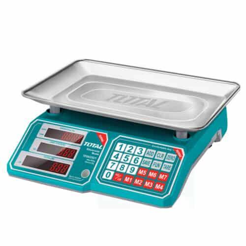 Ζυγαριά ηλεκτρονική 30Kg TESA3301 Total