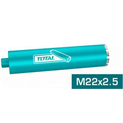 Διαμαντοκορώνα Μπετού Kαροτιέρας Φ 152mm,Total TAC2811521