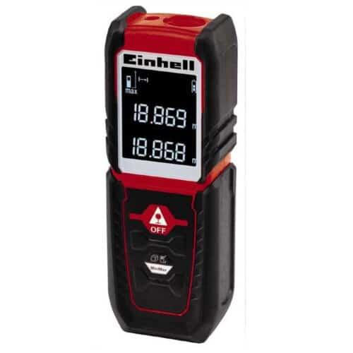 Μετρητής αποστάσεων/όγκου Laser Einhell 2270075