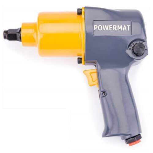 Πνευματικό Ηλεκτρικό Μπουλονόκλειδο Αερόκλειδο 1550 Nm, PowerMat PM-KPU-1550MB