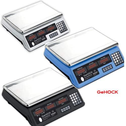 Ψηφιακή επιτραπέζια ζυγαριά 40kg GeHOCK