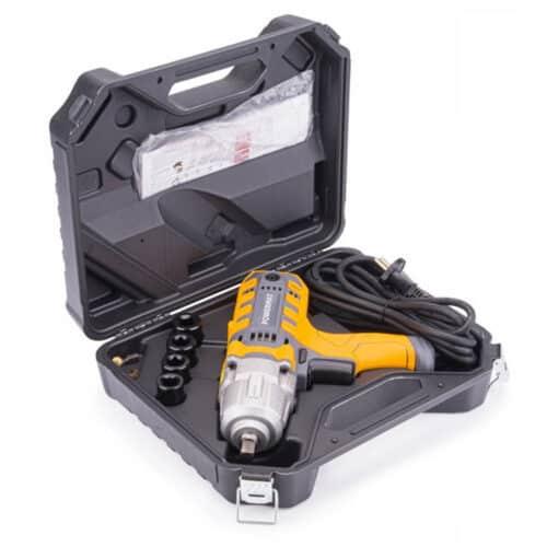 Ηλεκτρικό Μπουλονόκλειδο 1/2″ 800 Nm 2100W POWERMAT PM-EKU-2100M