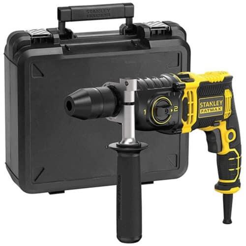 Δράπανο Κρουστικό 13mm 850W 2 Ταχυτήτων FMEH850K STANLEY