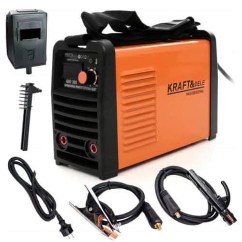 Ηλεκτροκόλληση Inverter MMA 300A IGBT Kraft&Dele KD-1838