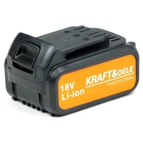 Μπαταρία Λιθίου 4000 mAh Li-Ion 18 V X-SERIES Kraft&Dele KD-1760