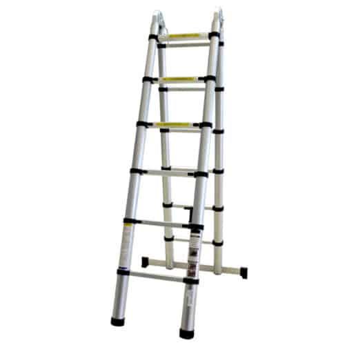 Τηλεσκοπική Σκάλα Αλουμινίου 14 Σκαλιών Bormann Pro BHL5720 034865