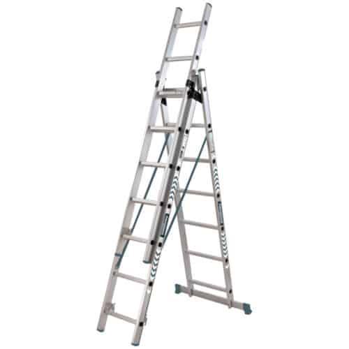 Τριπλή Σκάλα Αλουμινίου 3x11 Bormann Pro BHL5100 029663