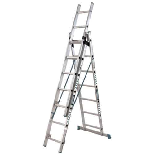 Τριπλή Σκάλα Αλουμινίου 3x7 Bormann Pro BHL5080 029649