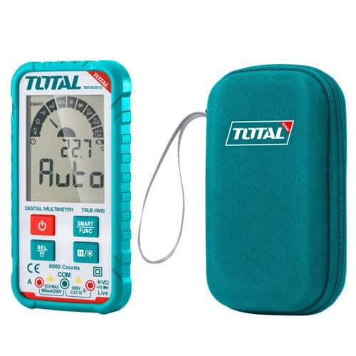 Πολυμετρό Ψηφιακό Total TMT460013