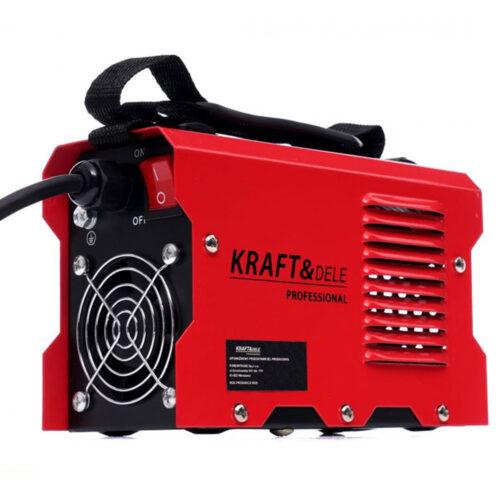 Ηλεκτροκόλληση Inverter IGBT PWM 300A 230V Χρώματος Κόκκινο Kraft&Dele KD-1864