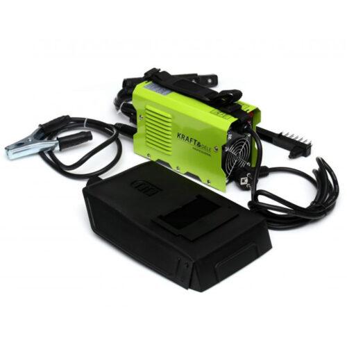 Ηλεκτροκόλληση Inverter IGBT PWM 300A 230V Χρώματος Πράσινο Kraft&Dele KD-1863