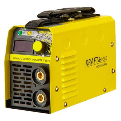 Ηλεκτροκόλληση Inverter MMA 300A LCD 230V IGBT Kraft&Dele KD-1833