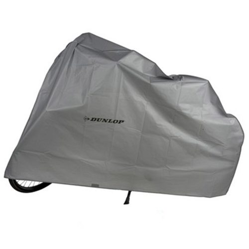 Dunlop Ανθεκτική Κουκούλα Κάλυμμα Ποδηλάτου Γενικής Χρήσης 110x210cm για Προστασία από Άνεμο, Βροχή, Σκόνη, Κουτσουλιές, Χιόνι, Ηλιακό Φως
