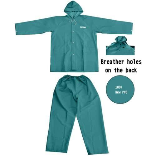 Αδιάβροχο Κοστούμι B.T XXL THTRS031.XXL