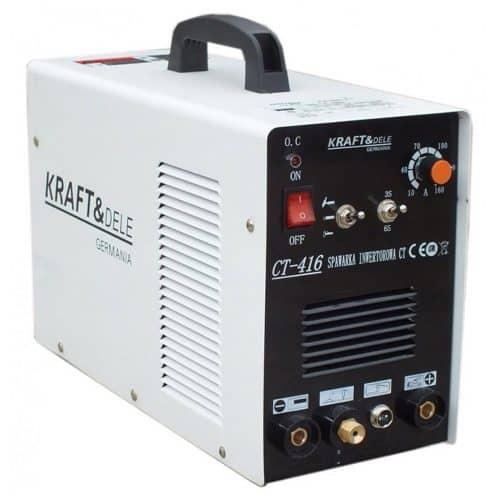Ηλεκτροκόλληση Inverter MMA/TIG/CUT 160A 240V Kraft&Dele KD-829