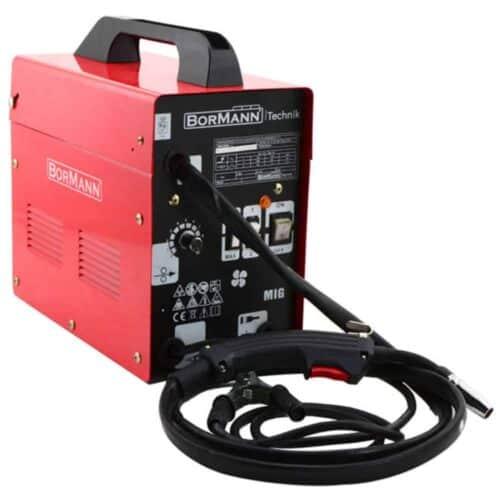 Ηλεκτροκόλληση MIG 130A, Bormann BIW1130