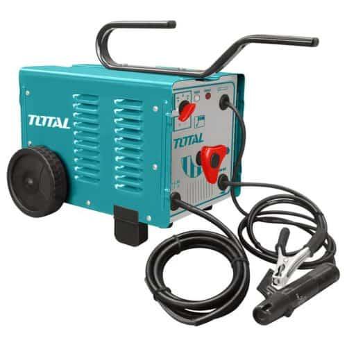 Ηλεκτροκόλληση MMA 160A και ηλεκτρόδιο έως 4mm TOTAL TW11601